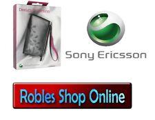 Sony Ericsson IDC-24 Design Collection Case Leather Wall Tasche Original NEU OVP