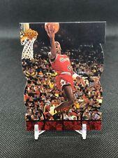 1998-99 Upper Deck Timepieces - Michael Jordan - MJx Die Cut #17 - #d 0131/2300