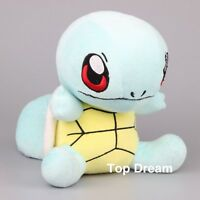 New Pokemon Squirtle Plush Doll Soft Stuffed Toy 30cm 12'' Teddy Kids Gift