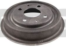 2 x REAR BRAKE DRUMS FOR FORD ESCORT MK1 1968 ON 203MM 8 INCH