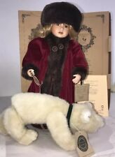 Boyds-Yesterdays Child Doll -  Lara 4907 LE32/12000 //box & COA//