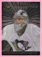 2010-11 Marc-Andre Fleury Panini Pinnacle Saving Face Insert - Penguins