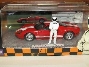 FORD GT Top Gear MINICHAMPS 1/43