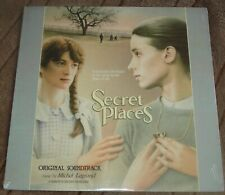 SECRET PLACES (Michel Legrand) orig. factory sealed USA stereo lp (1985)