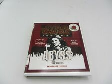 Star Wars Fate of The Jedi Abyss Book Read By Marc Thompson Audio DVD's