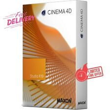✅ Maxon Cinema 4D Studio R19 ✅Lifetime License 🔐 FAST Delivery 📦 +75% OFF  🔥