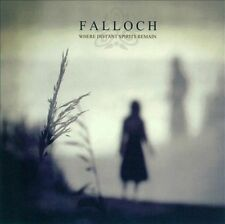 New: Falloch: Where Distant Spirits Remain Import Audio CD