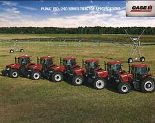 "CASE IH ""PUMA 150-240 Series"" Tractor Brochure Leaflet"