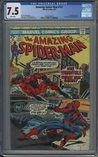 Amazing Spider-man # 147 CGC 7.5 White Pages