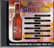 (60G) Carlsberg Ice, Pure Sounds - 1996 CD