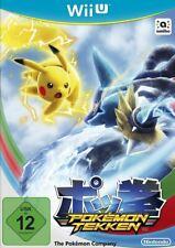 Nintendo WiiU Spiel - Pokemon Tekken (mit OVP)(PAL)