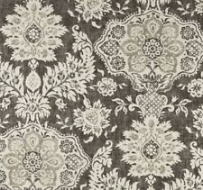 Magnolia Home Fabric Belmont Metal  Cotton Duck   Drapery Upholstery