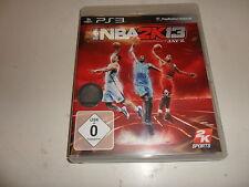 PlayStation 3  NBA 2K13