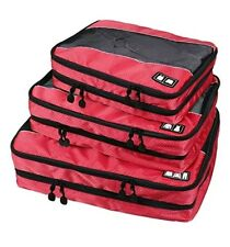 ECOSUSI Luggage Travel Packing Cube Bags Small-Large for Carry-on Luggage G