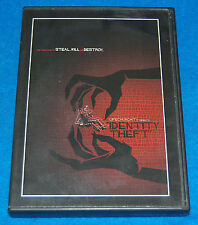 Identity Theft Message Two: This Is Just The Way I Am DVD, Complete & Tested