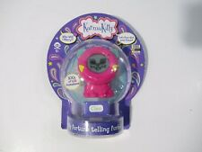 Karma Kitty Pink Cleo LCD Interactive Toy CAT FURBALL G2