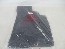 OEM 2011-2013 KIA SORENTO BLACK 3 PIECE CARPET FLOOR MATS MAT SET  1UF14-AB400
