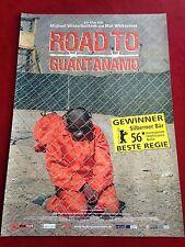 Road to Guantanamo Kinoplakat A1 Filmplakat, Poster