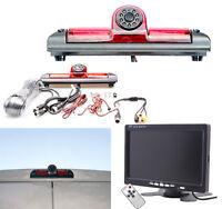 "Bremsleuchte Rückfahrkamera + 7"" Monitor Fiat Ducato Citroen Relay Peugeot Boxer"