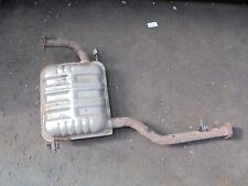 KIA SEDONA 2000 2.9 TD DIESEL EXHAUST STAINLESS CENTRE SECTION BOX