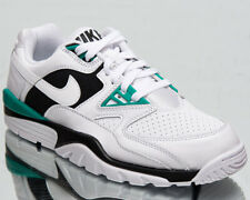 Nike Air Cross Trainer 3 Low Men's White Neptune Green Casual Lifestyle Sneakers