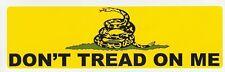 Don'T Tread On Me New Bumper Sticker/Decal car patriotic american
