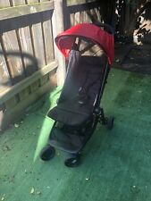 Mountain Buggy Nano Red Used