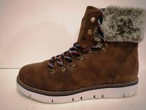 SKECHERS BOBS Rocky memory foam,  walking, hiking Boots Size UK 7 EU 40