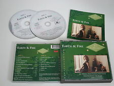 EARTH & FIRE/THE COLLECTION(POLYDOR 519 012-2) 2XCD ALBUM