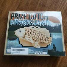 Prize Catch Fishing Plywood Construction Kit Carp **NEW** Angling
