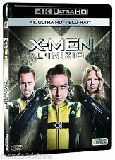 X-MEN - L'INIZIO (4K BLU-RAY + BLU-RAY) DEFINIZIONE ULTRA HD, Jennifer Lawrence