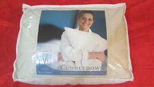 Cuddledown ME-600 18oz European Gray Down Pillow Size Standard 20 X 26