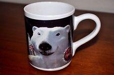 Gibson Coca Cola Polar Bear 1987 Coffee Mug #1
