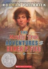 The Mostly True Adventures Of Homer P. Figg (Turtl