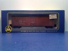 "HO Scale ""Pennsylvania Railroad Cushioned"" PRR 27294 50' Freight Train Box Car"
