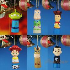 CHRISTBAUMSCHMUCK Deko Toy Story Woody Jessie Andy Buzz Dekoration Ornament A646