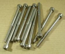 Tornillo DIN 912 DIN912 M3 40mm M3x40 INOX A2 Hex Head Allen Bolt Socket Screw