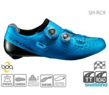 SHIMANO SH-RC900 S-PHYRE ROAD SHOES BLUE SIZE 44 BLUE