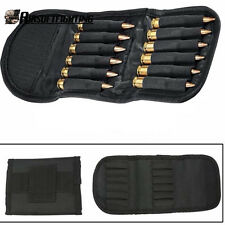 Hunting Rifle Cartridge Padded Holder Carrier 12 Round Ammo Bag for 303 .22 .308