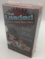 Mixed Sports Loaded Sports Card Box Set Unopened Packs Stars Cards Rookies Set