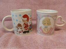 (2) Enesco Precious Moments Coffee Mugs