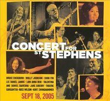 NEW Concert for St Stephen's (Audio CD)