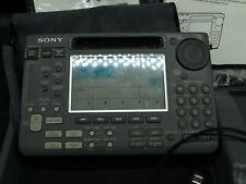 Sony ICF-SW55 Portable World Band Shortwave Radio Receiver AM/FM W/ OG CASE (S3)