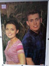 GZSZ - Oliver & Nadine - Poster von 1998 wie neu !!