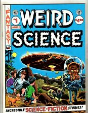 Weird Science # 1 VF/NM EC Comic Book Sci-Fi Fantasy Fiction Stories JF29