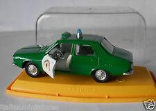 Renault 12 Agrupación de traffico police pilen espagne 1/43 état neuf en cas