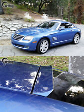 FURIOUS REAR ROOF SPOILER WING UNPAINTED FOR CHRYSLER CROSSFIRE COUPE 04-08