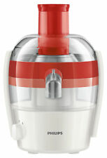 Philips HR1832 Viva Collection 500W Juicer - Red & White