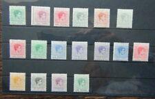 Bahamas 1938 - 1952 set to £1 LMM