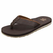 Toms Carilo Mens Chocolate Beach Sandals - 11 UK
